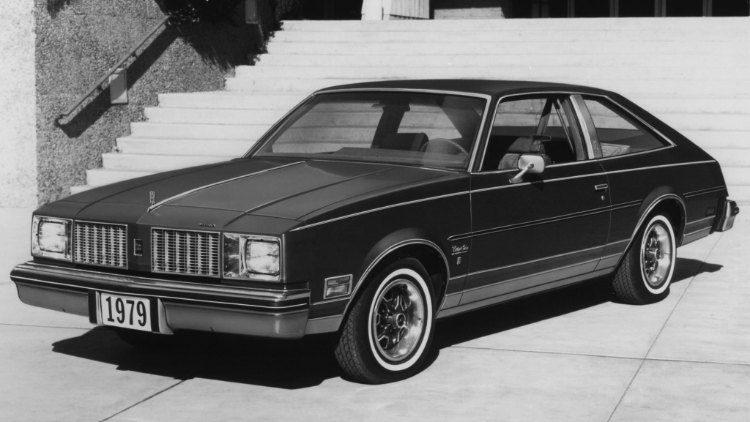Oldsmobile Cutlass Salon Brougham Coupe '79