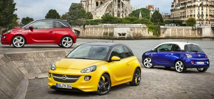 Opel Adam (A) '19
