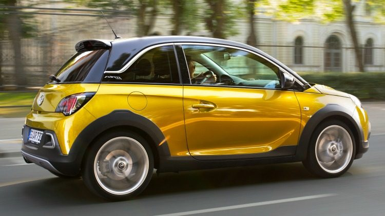 Opel Adam Rocks '14