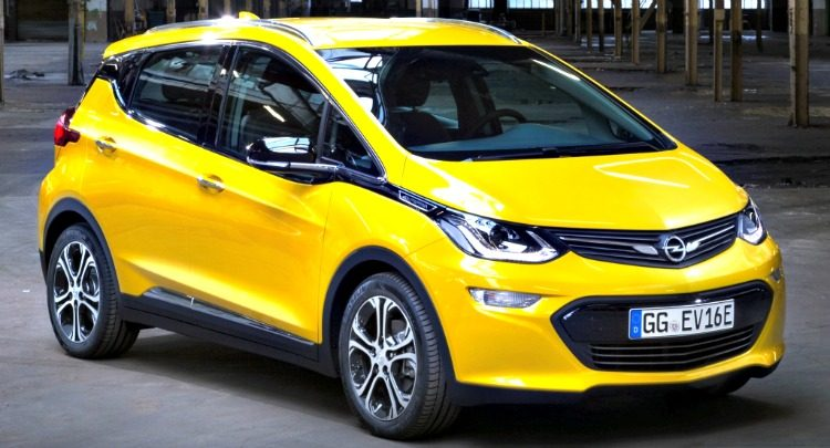 Opel Ampera-E Business Executive '19