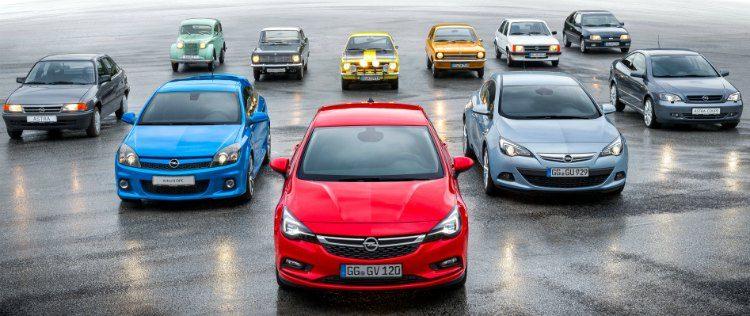 Opel Kadett - Astra