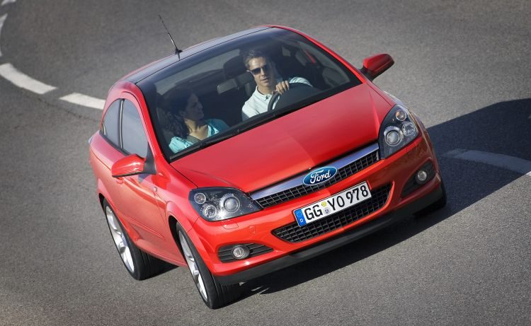 Opel Astra Ford