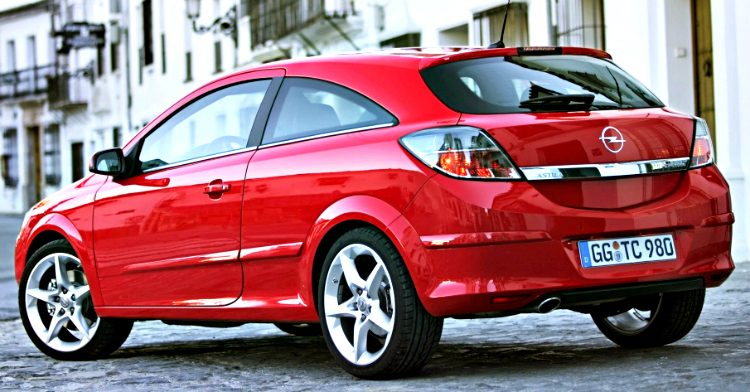 Opel Astra GTC (H) '09