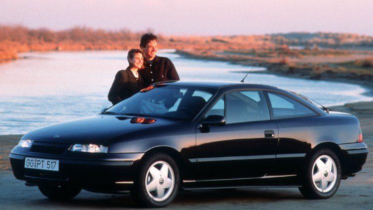 Opel Calibra V6 '94