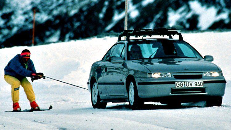 Opel Calibra 4x4 '91