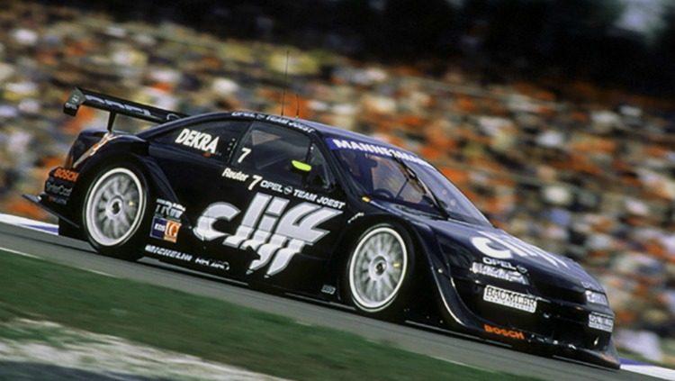 Clliff Motorsport Opel Calibra ITC