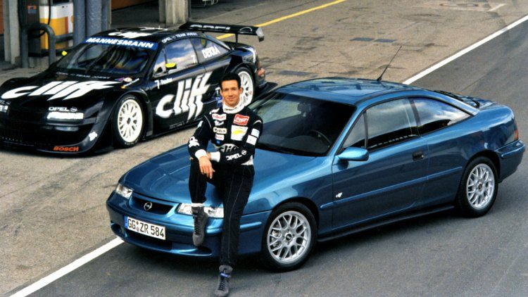 Opel Calibra Cliff Motorsport Edition '96