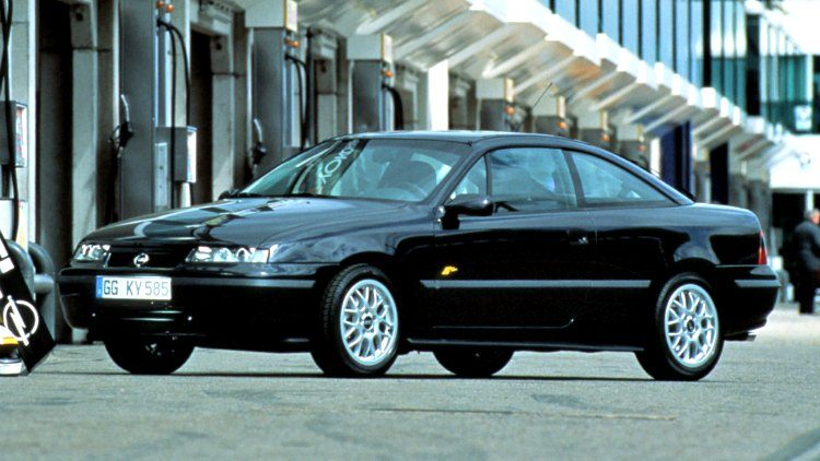 Opel Calibra DTM Edition '95
