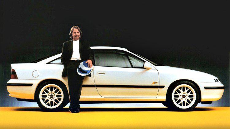 Opel Calibra Keke Rosberg Edition '95