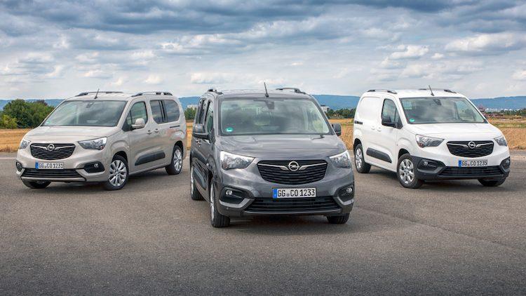 Opel Combo '19