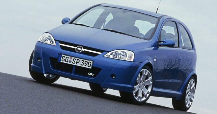 Opel Corsa OPC Concept (C) '02