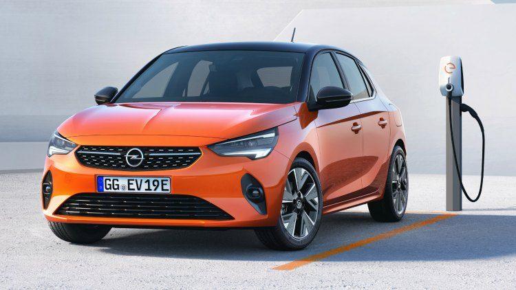Opel Corsa-e '19