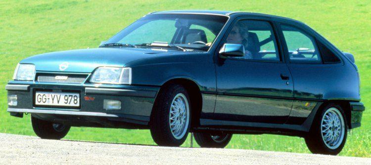 Opel Kadett GSi 16v Champion (E) '90