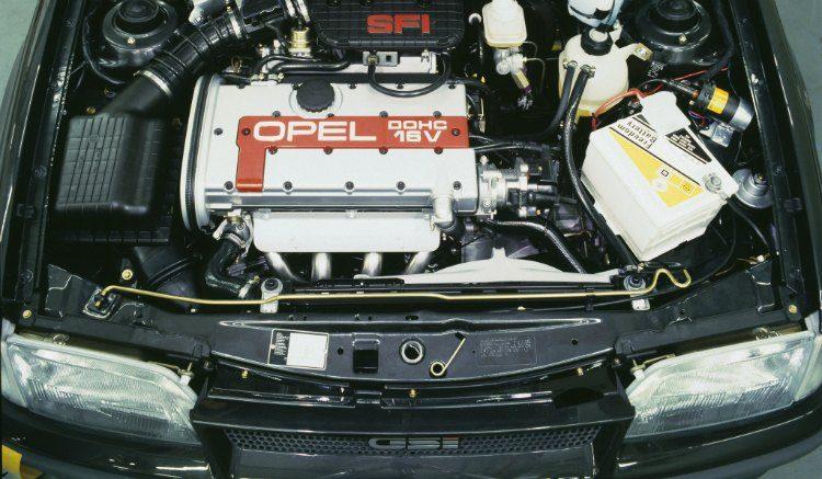 Opel C20XE