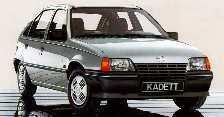 Opel Kadett GLS (E) '84