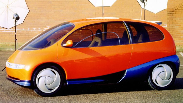 Opel Twin Concept '92