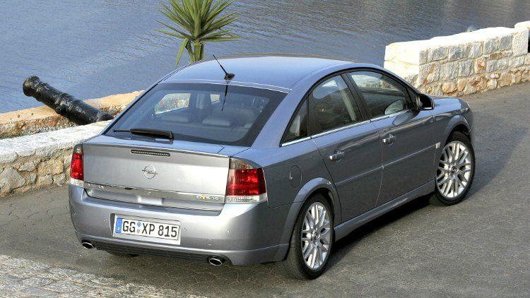 Opel Vectra GTS 2.8 V6 Turbo (C) '07