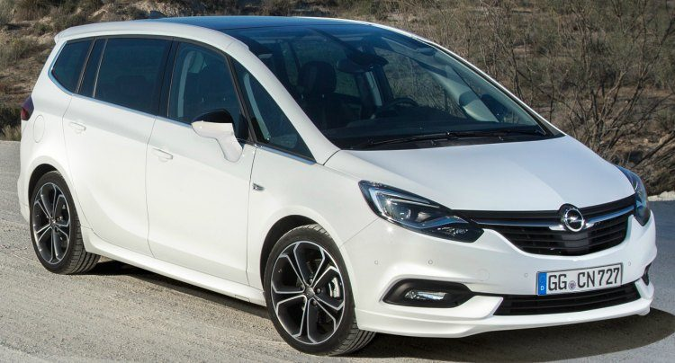 Opel Zafira Tourer 1.4 Turbo Innovation (C) '17