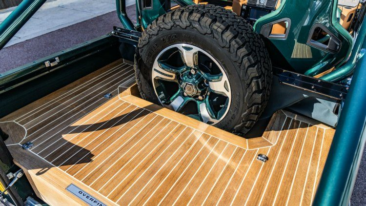 Overfinch Land Rover Defender SVX V8 Softtop '19
