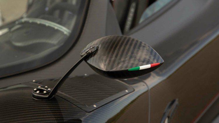 Pagani Zonda Roadster Aether '19
