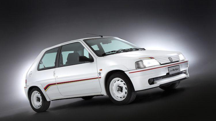 Peugeot 106 Rallye '93