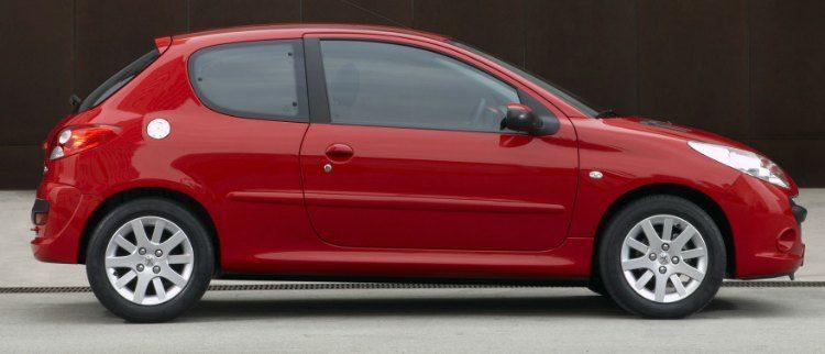 Peugeot 206+ '09