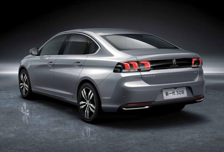 Peugeot 308 China