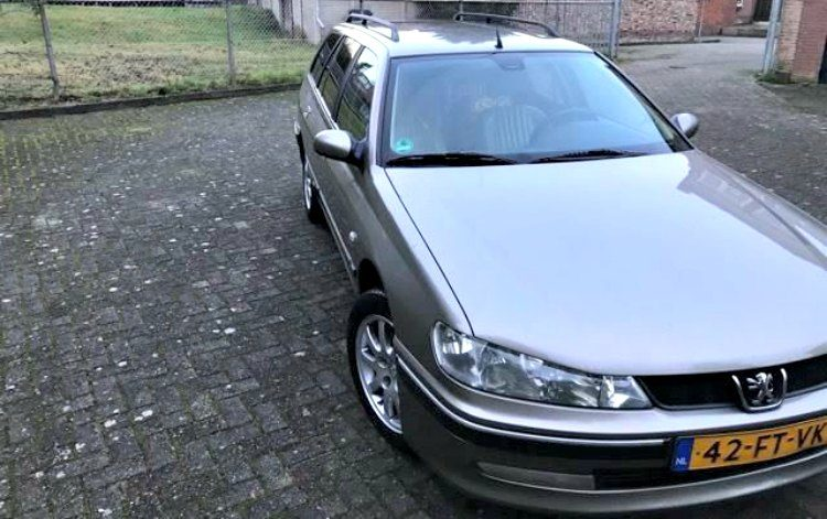 Peugeot 406 Break ST 2.2 16v '01