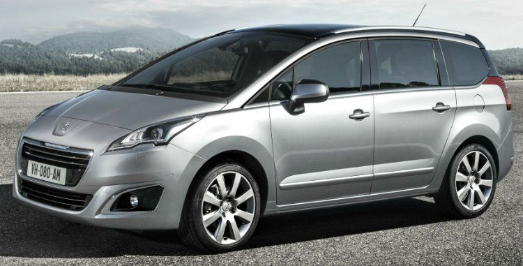 Peugeot 5008 1.6 THP Style '16
