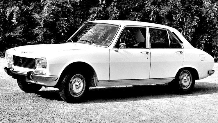 Peugeot 504 2.1 Diesel '70