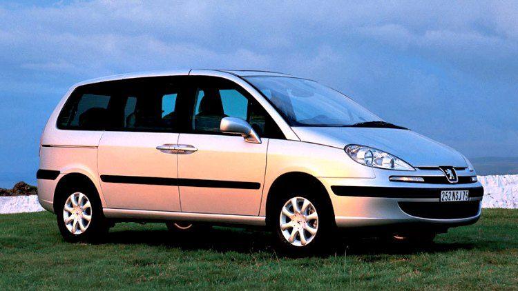 Peugeot 807 SV Premium 2.2 '03