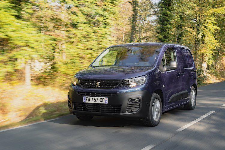 Zo maakt Peugeot zijn bedrijfswagens efficiënter
