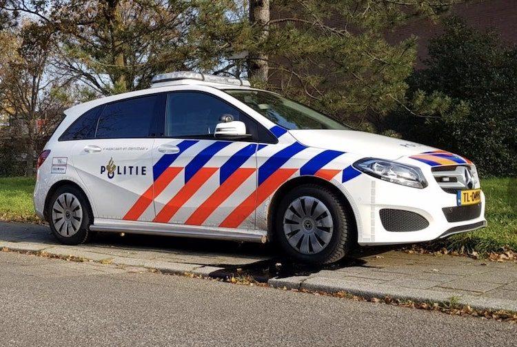 Mercedes B-Klasse van politie aangepast na klachtenregen