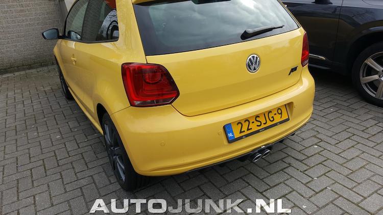 7 keer 'dikke' Volkswagen Polo op gele platen