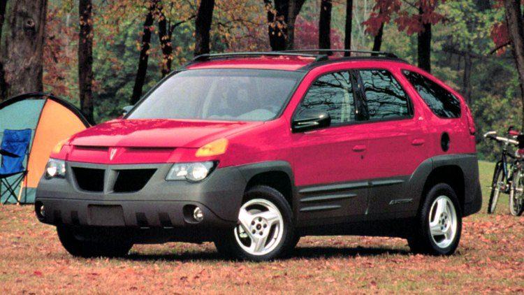Pontiac Aztek GT '01