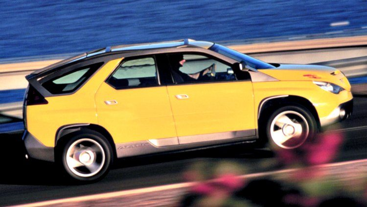 Pontiac Aztek Concept '99