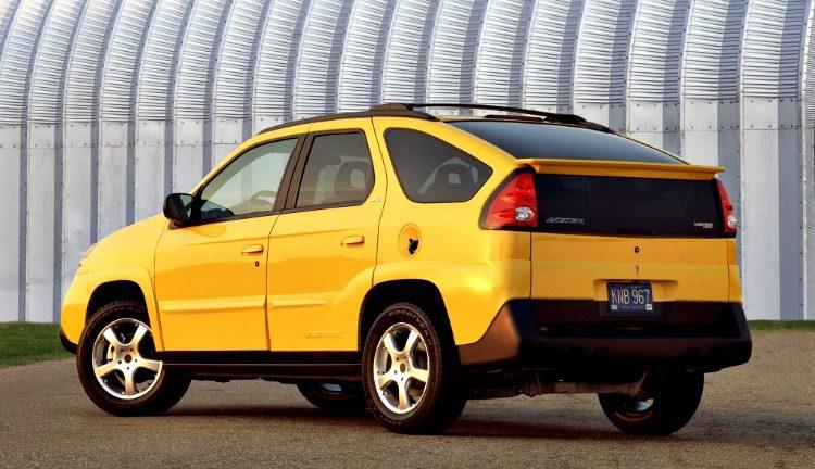 Pontiac Aztek GT '02
