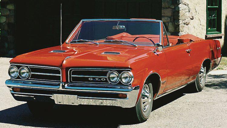 Pontiac Tempest LeMans GTO Convertible '64