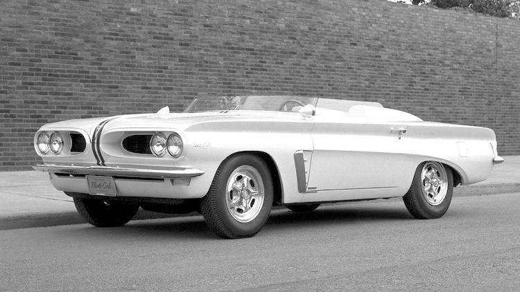 Pontiac Tempest Monte Carlo Concept Car '61