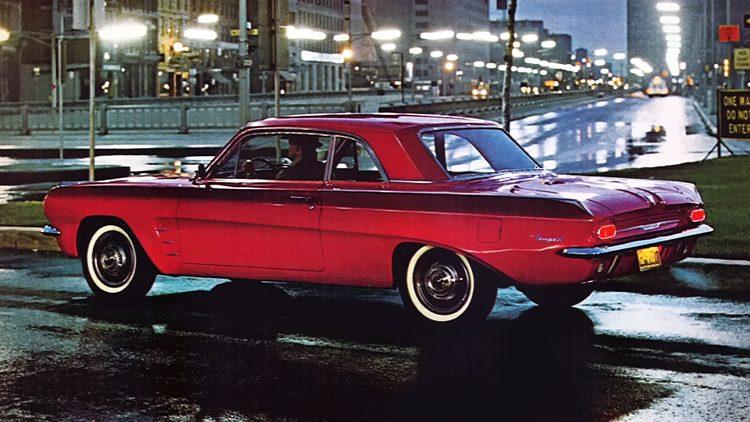 Pontiac Tempest Sport Coupé '62