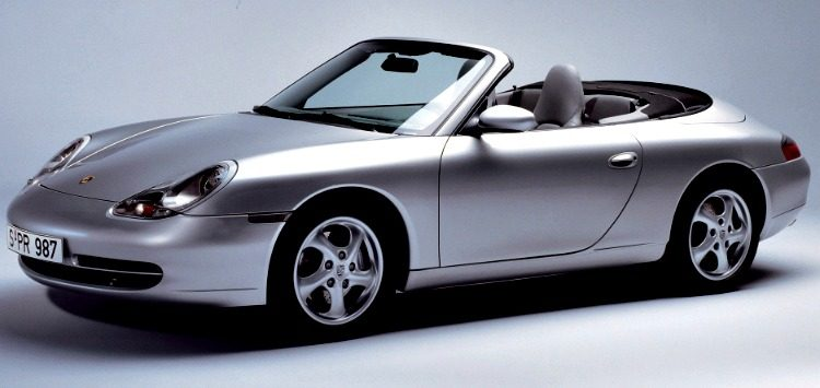 Porsche 911 Cabriolet (996.1) '00
