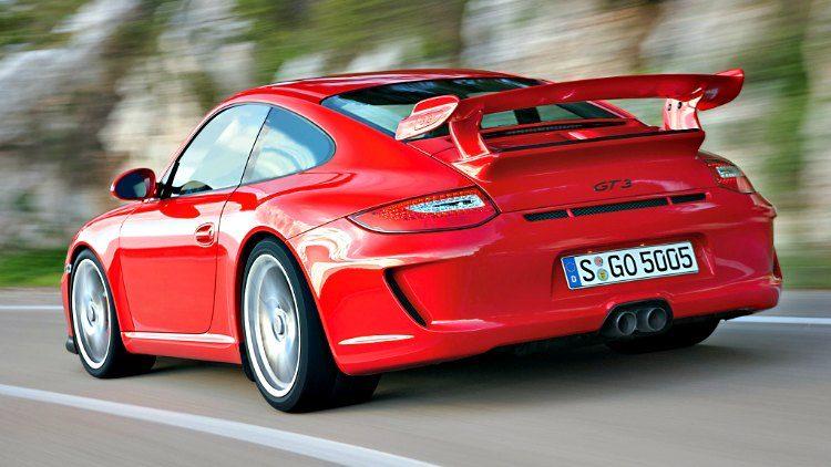 Porsche 911 GT3 (997) '09