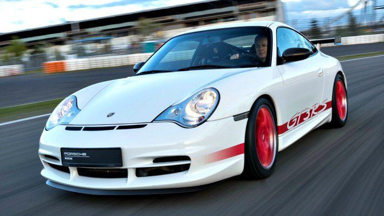 Porsche 911 GT3 RS (996) '03