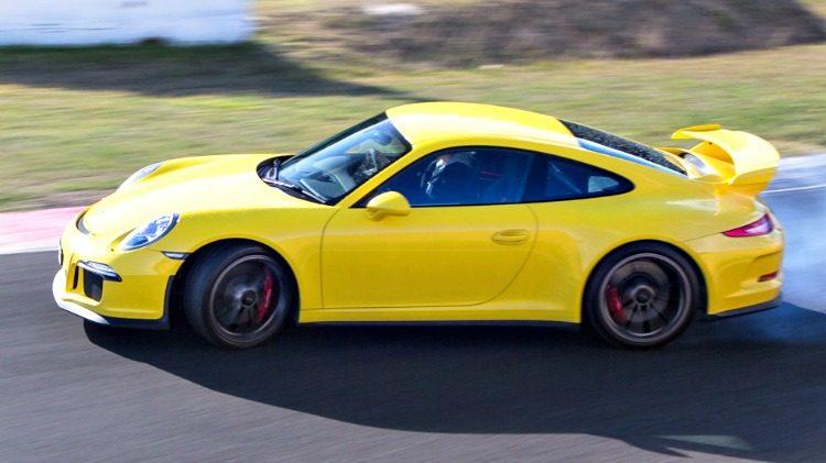 Porsche 911 GT3 (991) '15