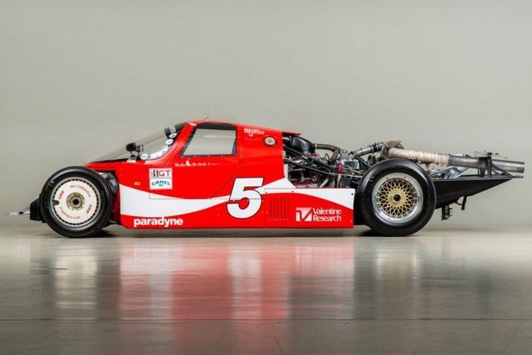 Porsche 962 Coca Cola
