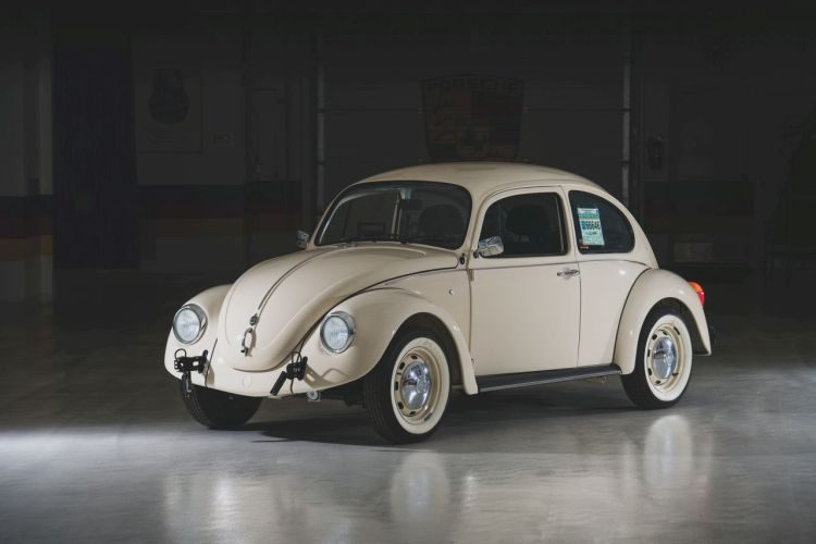 VW Beetle Ultima Edición