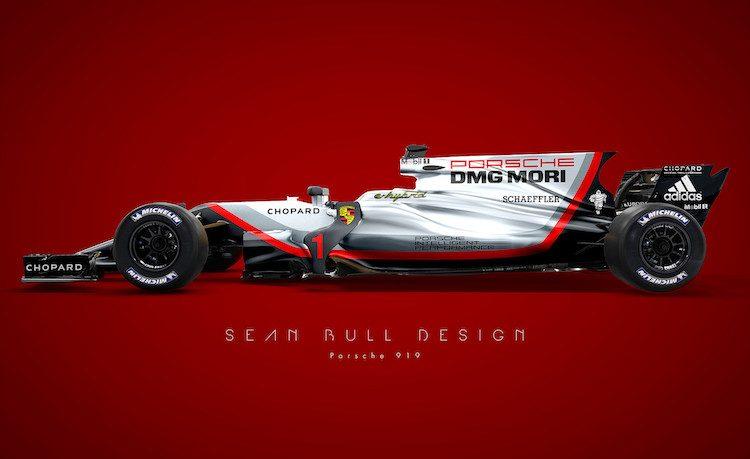 Kan de Formule 1 tóch rekenen op motoren van Porsche?