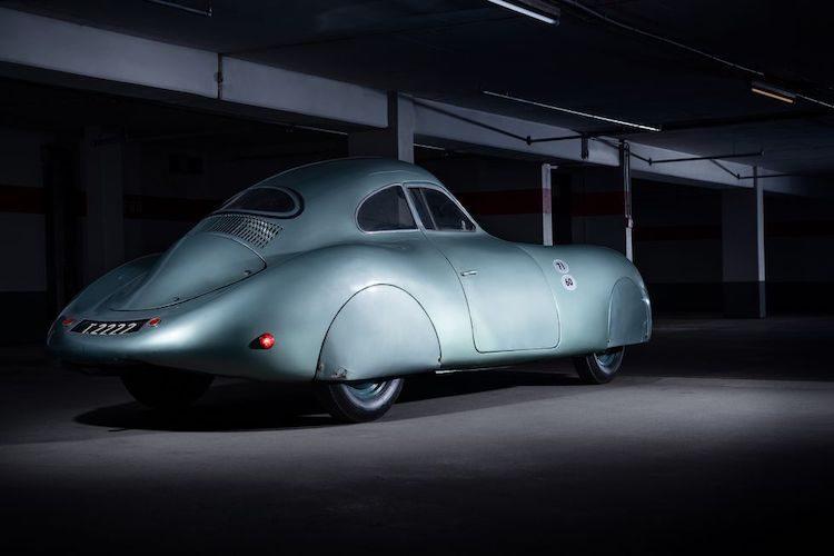 Oudste overlevende Porsche moet 20 miljoen opbrengen