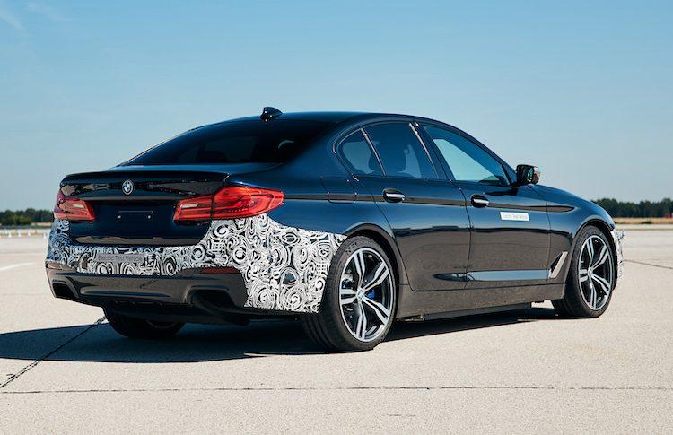 BMW laat zien wat mogelijk is met 720 pk sterk Power BEV