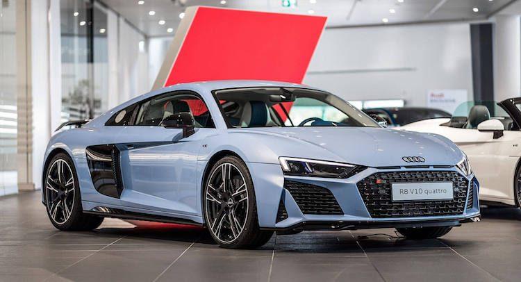 Audi Exclusieve R8 doet je de Huracán vergeten